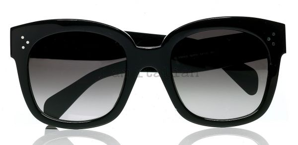 Céline new Audrey sunglasses black