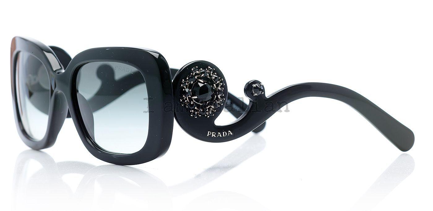 504a40a9ea29 ... Prada absolute ornate sunglasses 2013 2014 diamond eyewear iamitalian  on IamItalian.com - Worldwide Shipping