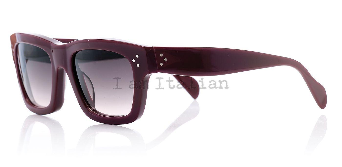 1261a307ed4 ... Céline sunglasses bordeaux 2014 on IamItalian.com - Worldwide Shipping