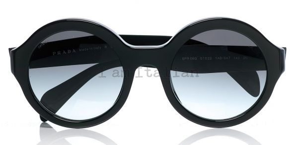 Prada Round Sunglasses  prada round sunglasses timeless journal black
