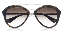 Prada pilot sunglasses tortoise metal details 2014 on IamItalian.com - Worldwide Shipping