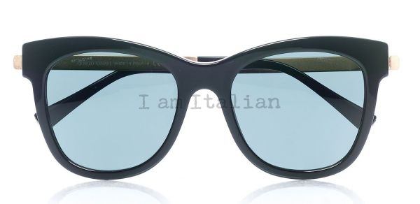 Giorgio Armani cat eye sunglasses black 2014