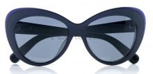 Dior butterfly sunglasses with metal details on IamItalian.com - Worldwide Shipping
