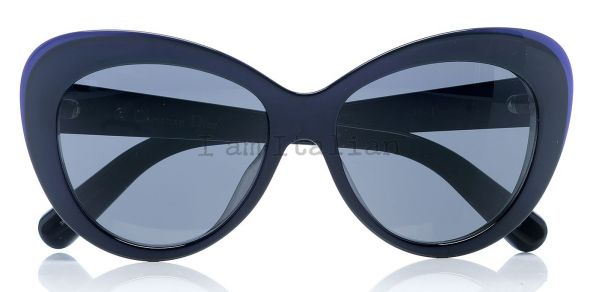 Dior butterfly sunglasses with metal details