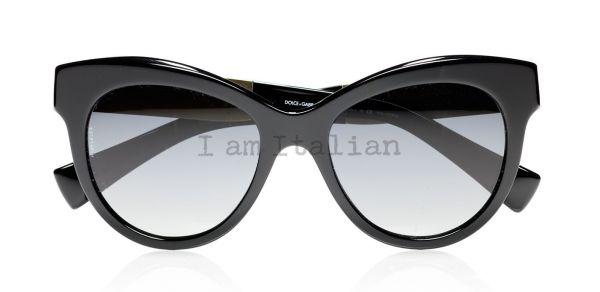 Dolce & Gabbana Mosaic sunglasses black