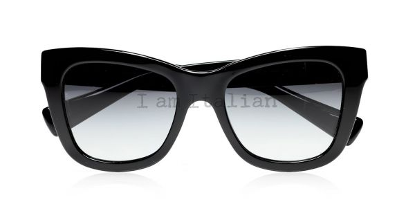 Dolce & Gabbana Mosaic sunglasses black -small