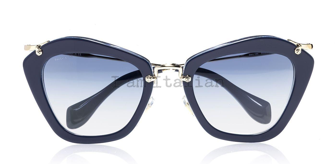 98d3d975e8 miu miu woman fashion sunglasses and eyeglasses - IamItalian ...
