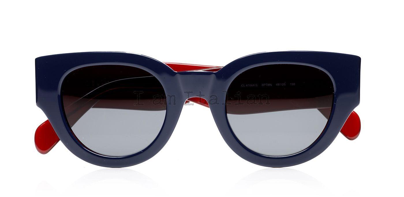 Celine Red Sunglasses  céline women fashion sunglasses iamitalian fashion sunglasses