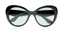 Prada butterfly voice crystals sunglasses black