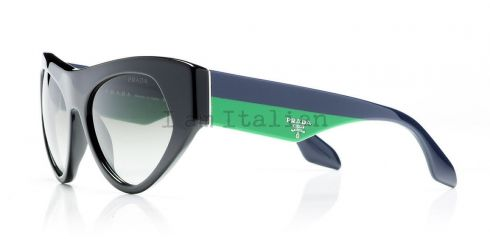 Prada Voice sunglasses 2014 black green