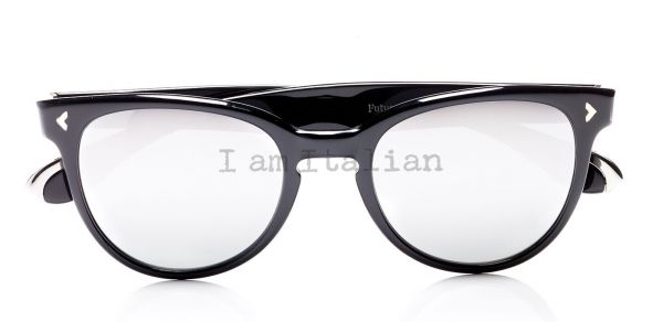 Black Pantos sunglasses - iamItalian&Naty Capsule