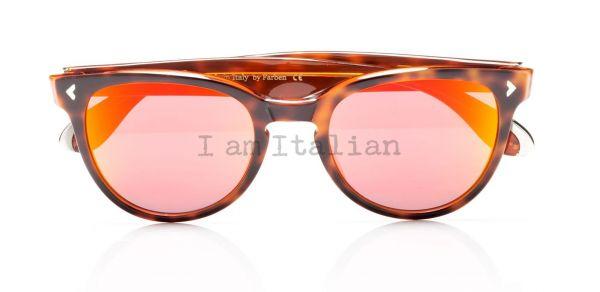 Tortoise Pantos sunglasses - iamItalian&Naty Capsule