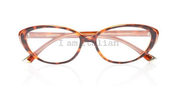 Tortoise Butterfly eyeglasses - IamItalian&Naty Capsule