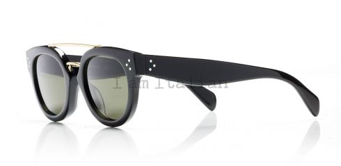Céline pilot black sunglasses 2014