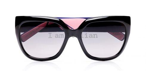 Dior rubber tempes violet pink sunglasses