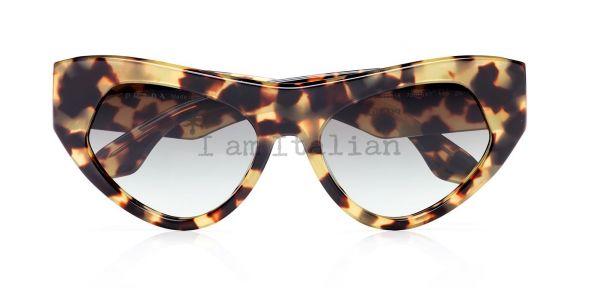 Prada havana voice sunglasses 2014