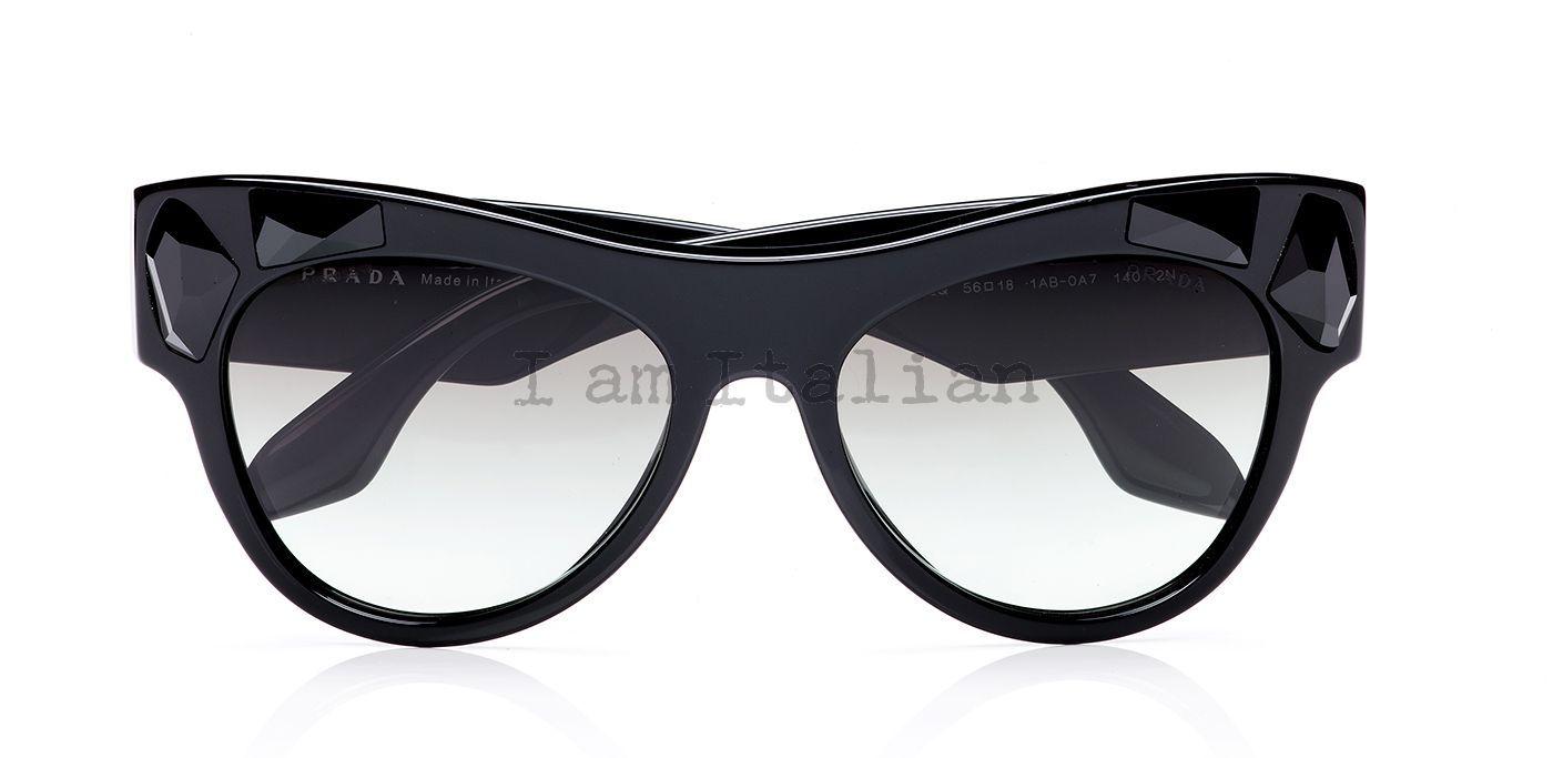 c908cf6651f prada voice fashion catwalk sunglasses 2014