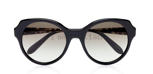 MiuMIiu black rounded sunglasses 2014