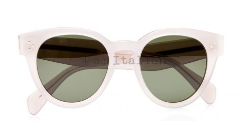 Céline vintage powder pink sunglasses