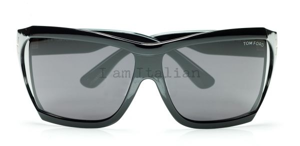 Tom Ford black curve sunglasses 2014